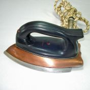 Copper Sunbeam Ironmaster Electric Iron