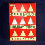 Box Christmas Doubl-Glo Holiday Snow