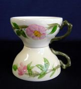 Franciscan Desert Rose Pair of Cups 1941
