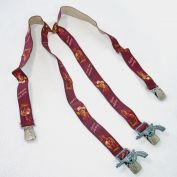 Gene Autry 1940s Childs Cowboy Suspenders