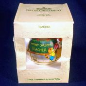 Hallmark 1980 Teacher Christmas Ornament