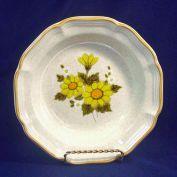 Mikasa Sunny Side Garden Club Soup Bowl Mint