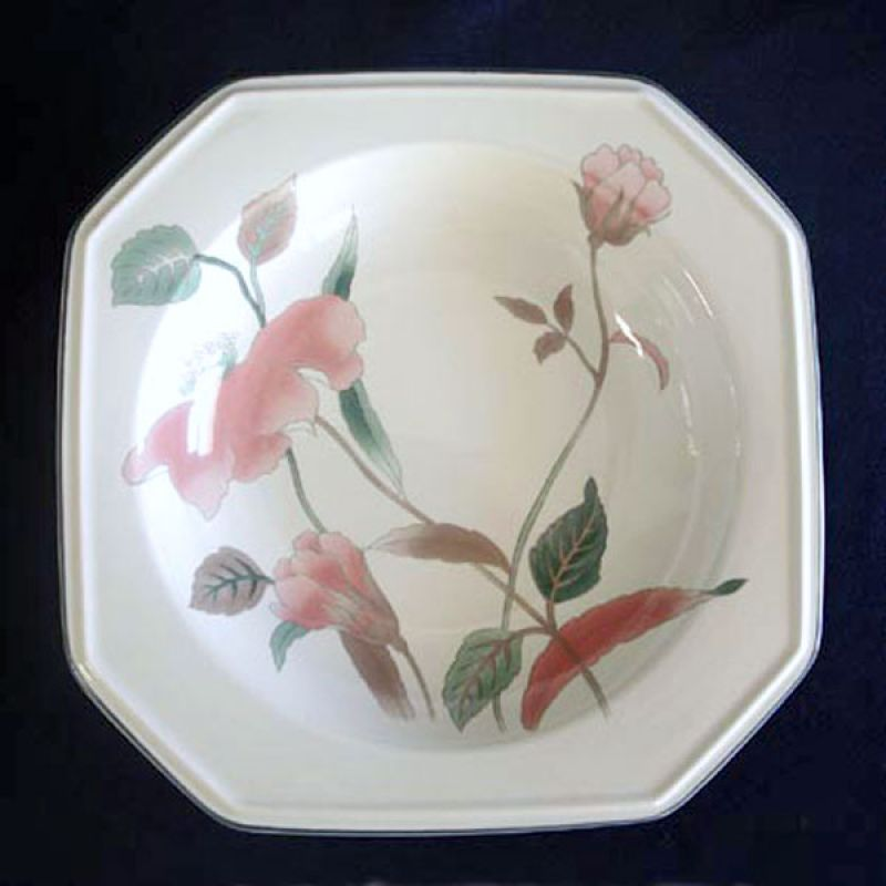 Copperton lane mikasa silk flowers soup bowl mikasa 7973 mikasa silk flowers soup bowl mightylinksfo