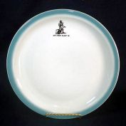Wallace Air Force Plant 78 Restaurant Ware Dinner Plates